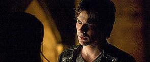 Ian Somerhalder's Sexiest Smolders From The Vampire Diaries