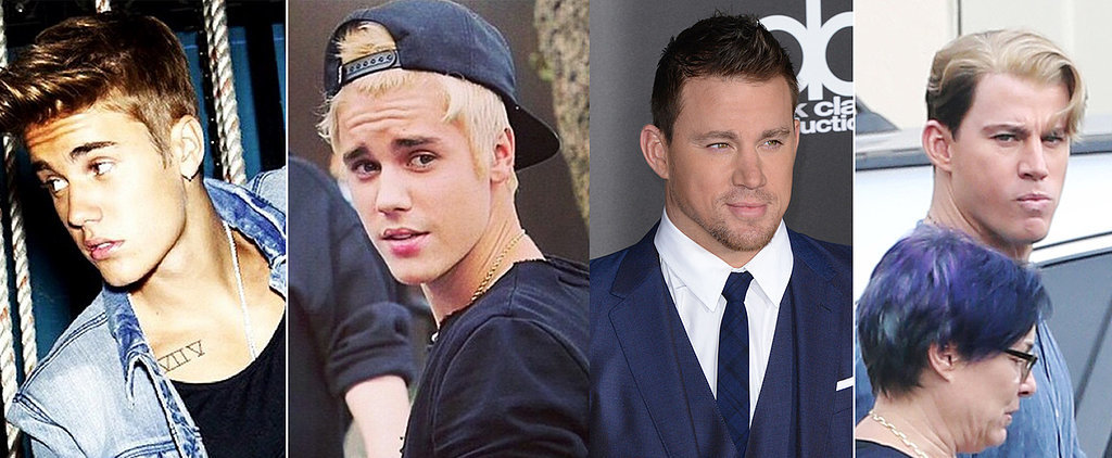Do These Hollywood Hunks Prove That Blonds Have More Fun?