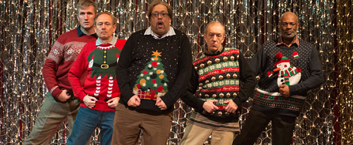 Dads, Ugly Sweaters, and Dubstep — What More Could We Want For Christmas?