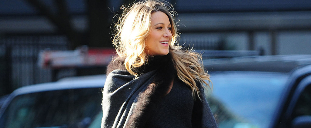 There's Absolutely No One Hotter Than Pregnant Blake Lively