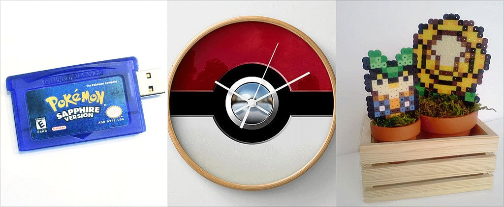 Pokémon Gifts For the Geek Who Wants to Catch 'Em All