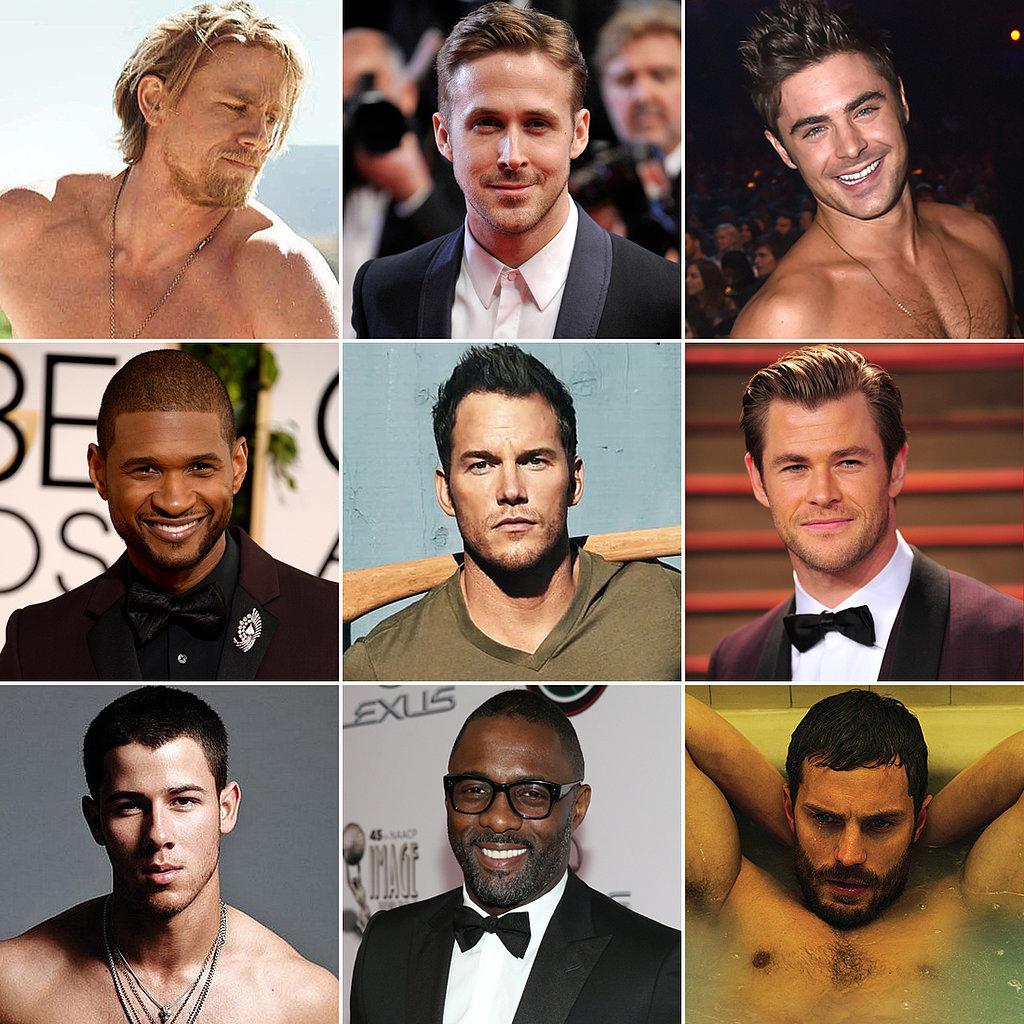 Hot Men Celebrities 96