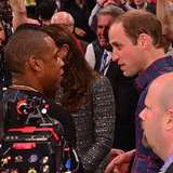 It's Kate Middleton and Beyoncé — British Royalty Meets Music Royalty!