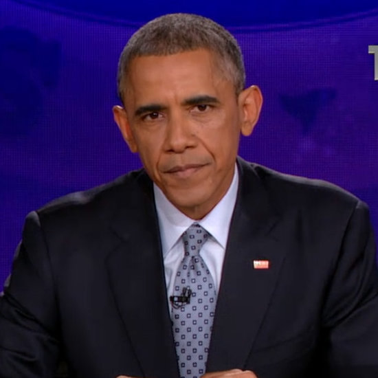 Barack Obama on The Colbert Report | Video