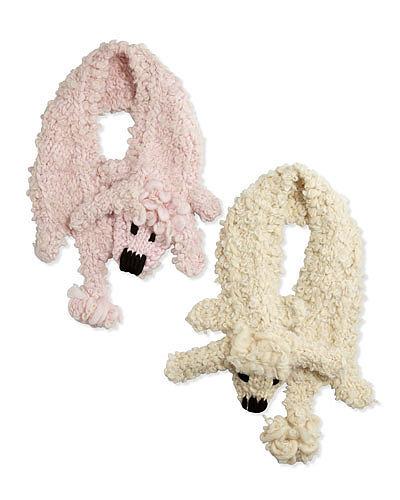 Eugenia Kim Fifi Knit Poodle Neck Warmer