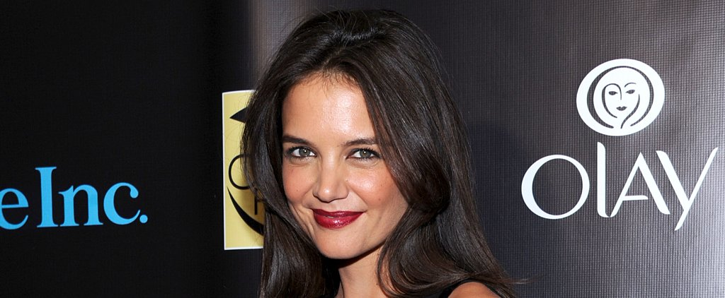 Katie Holmes Plans to Make a Major Hair Color Change