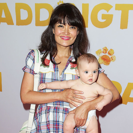 Yumi Stynes Responds to Baby in Nappy Red Carpet Criticism