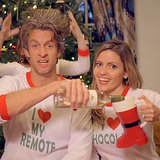 Stop - Jammie Time! Watch 1 Family's Amazing Holiday Video