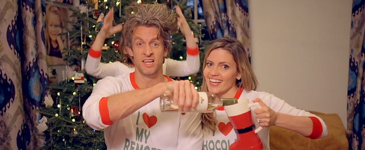 Stop — Jammie Time! Watch 1 Family's Amazing Holiday Video