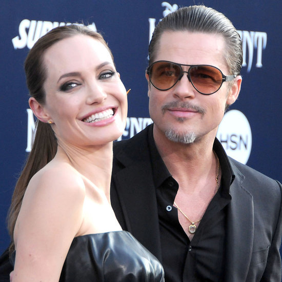 Angelina Jolie on Letting Her Kids Get Tattoos