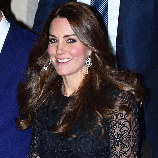 Kate Middleton Pregnant Style in New York 2014