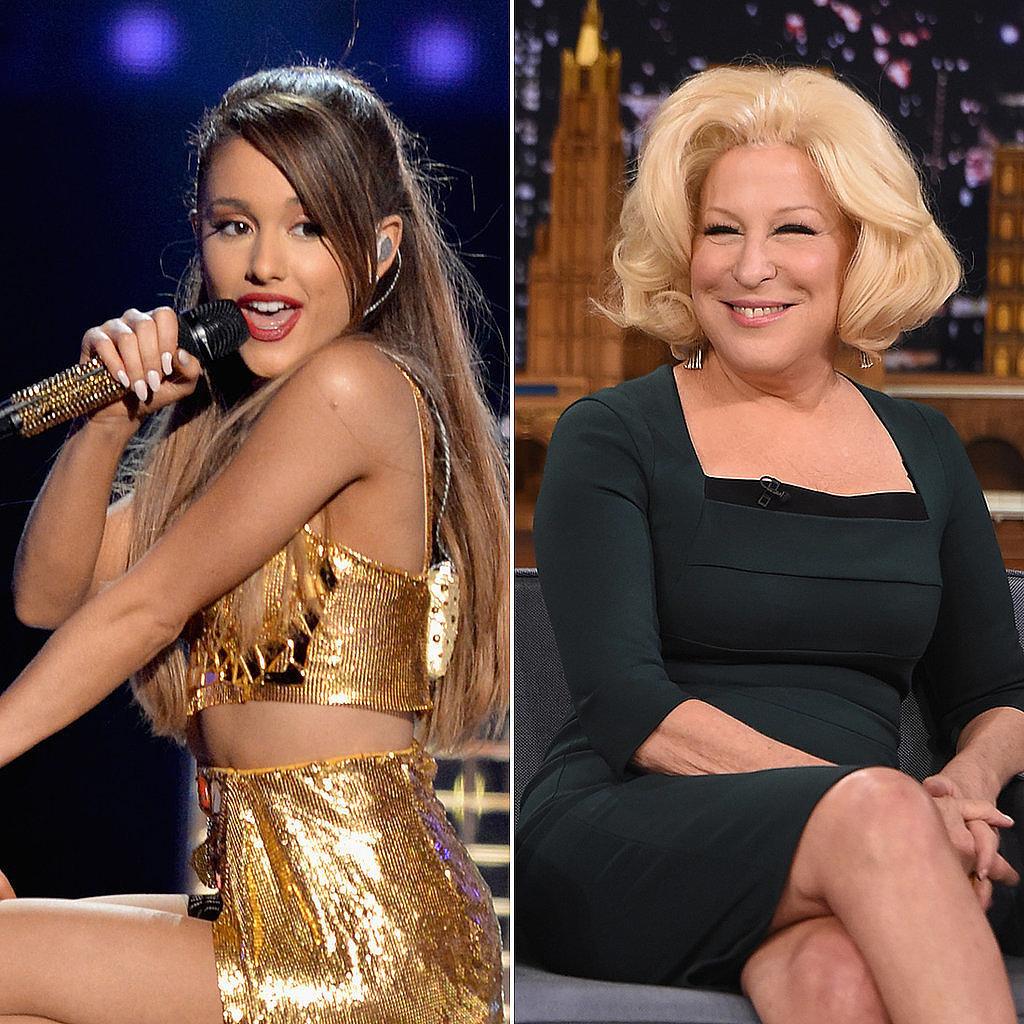 Ariana Grande vs. Bette Midler