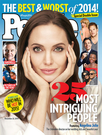 PEOPLE Magazine Rounds Up the 25 Most Intriguing People of 2014