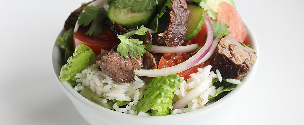 This Protein-Packed Salad Makes Even Better Leftovers