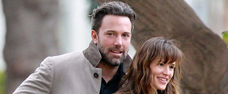 This Might Be Ben Affleck and Jennifer Garner's Cutest PDA Ever