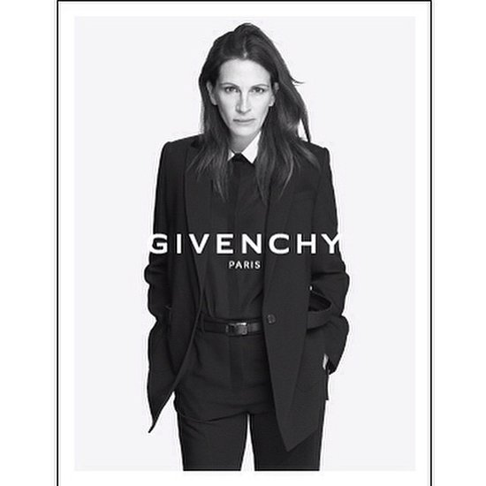 Julia Roberts Is the New Face of Givenchy December 2014