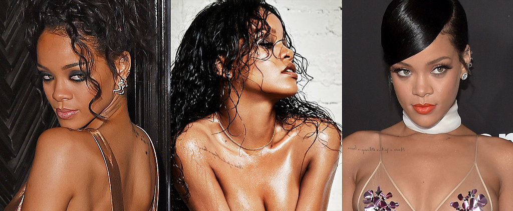 But Really, Rihanna Got Even Racier in 2014