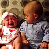 See Why This Little Boy Is Understandably Confused When He Meets Twins