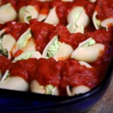 Low-Calories Vegan Stuffed Shells