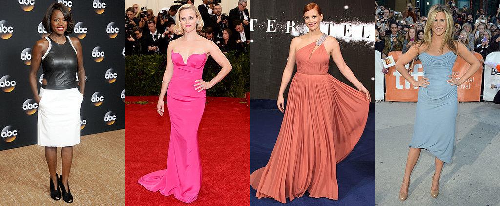 The 24 Best Dressed Golden Globe Nominees