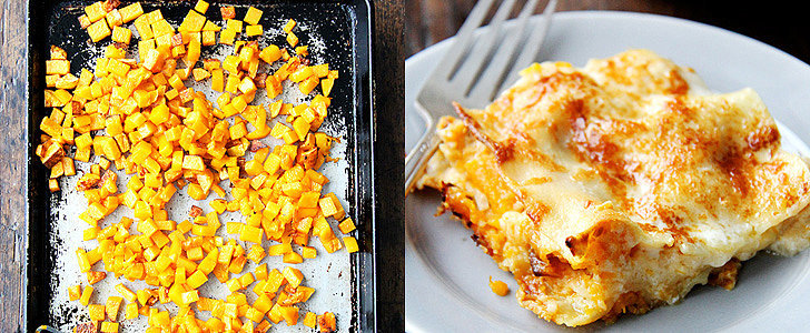 Avoid the Cold and Stay Inside to Make This Butternut Squash Lasagna