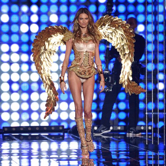 How Victoria's Secret Model Behati Prinsloo Stays in Shape