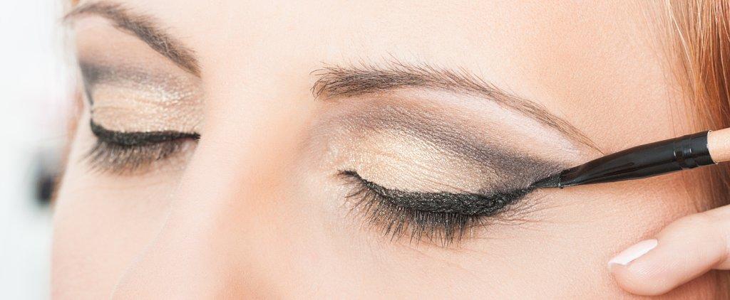 6 Simple Liquid Eyeliner Tricks For Beginners