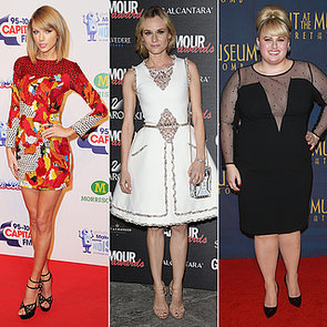Best Dressed Celebrities December 2014: Diane Kruger Style