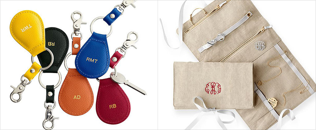 Name-Drop With These Monogrammed Gifts Under $50