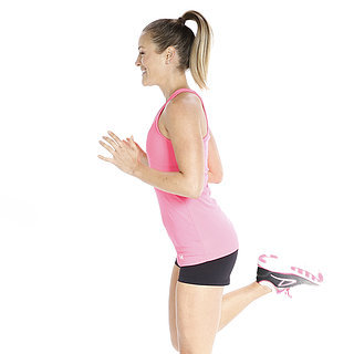 20-Minute At-Home Cardio Workout With No Running