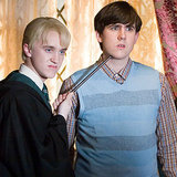 Full Stop! Draco Malfoy and Neville Longbottom Just Reunited With Ginny Weasley