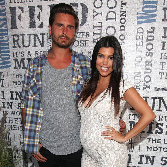 Kourtney Kardashian Gives Birth to Baby Boy in 2014
