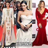 80+ Reasons 2014 Was a Very Fashionable Year For the Kardashian-Jenner Crew