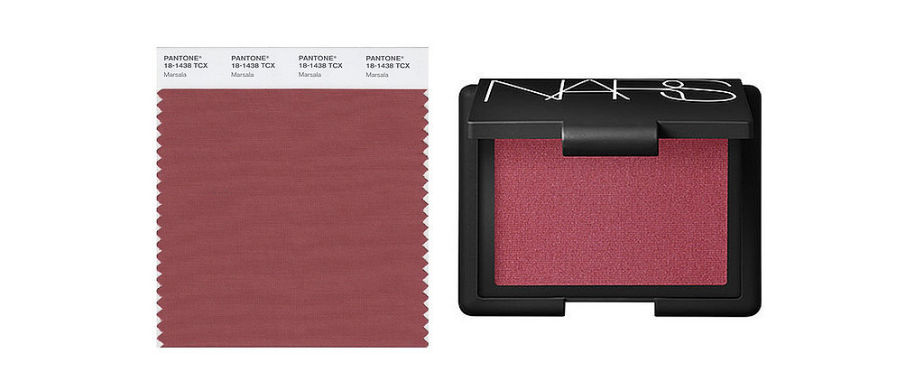 7 Pretty Ways to Wear Pantone's Colour of the Year, Marsala