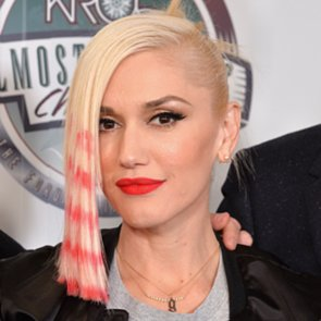 Gwen Stefani Hair Colour Changes 2014