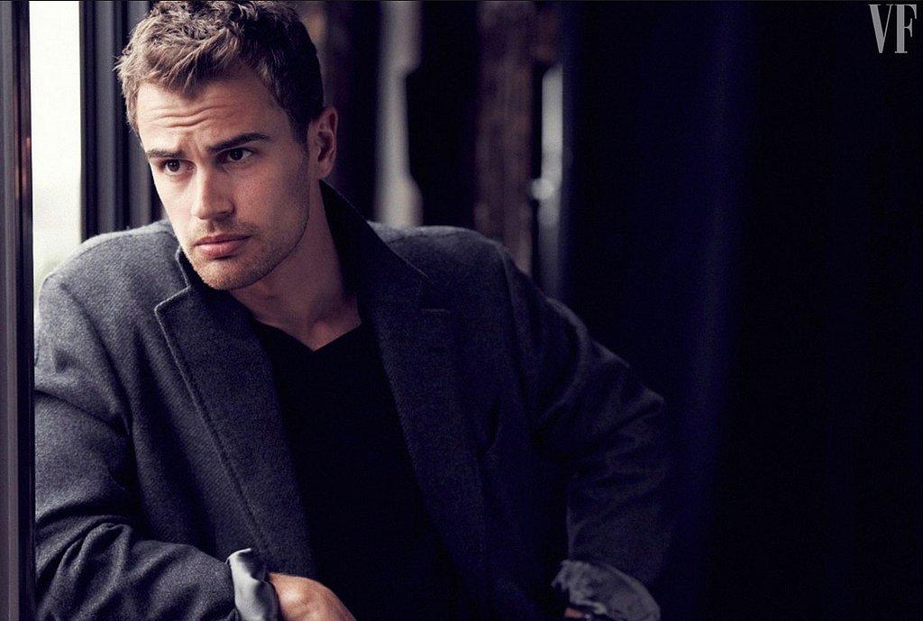 Hot Theo James Pictures | POPSUGAR Celebrity
