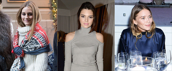 7 Stars Who Make Turtlenecks Look Impossibly Chic