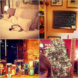 Taylor Swift's Home Pictures on Instagram