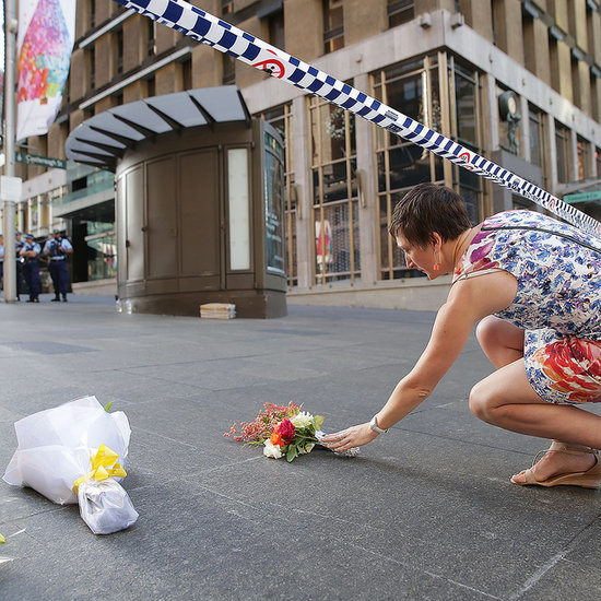 How to Deal With Grief From Sydney Siege
