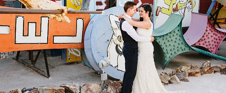 This UK Couple Eloped to Las Vegas, and It's Not at All What You'd Expect