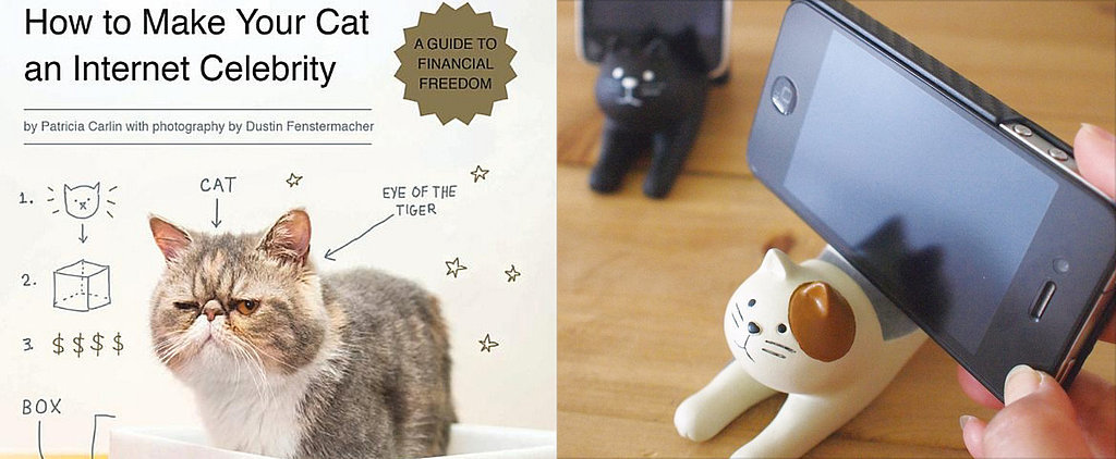The Geekiest Cat Gifts on the Internet