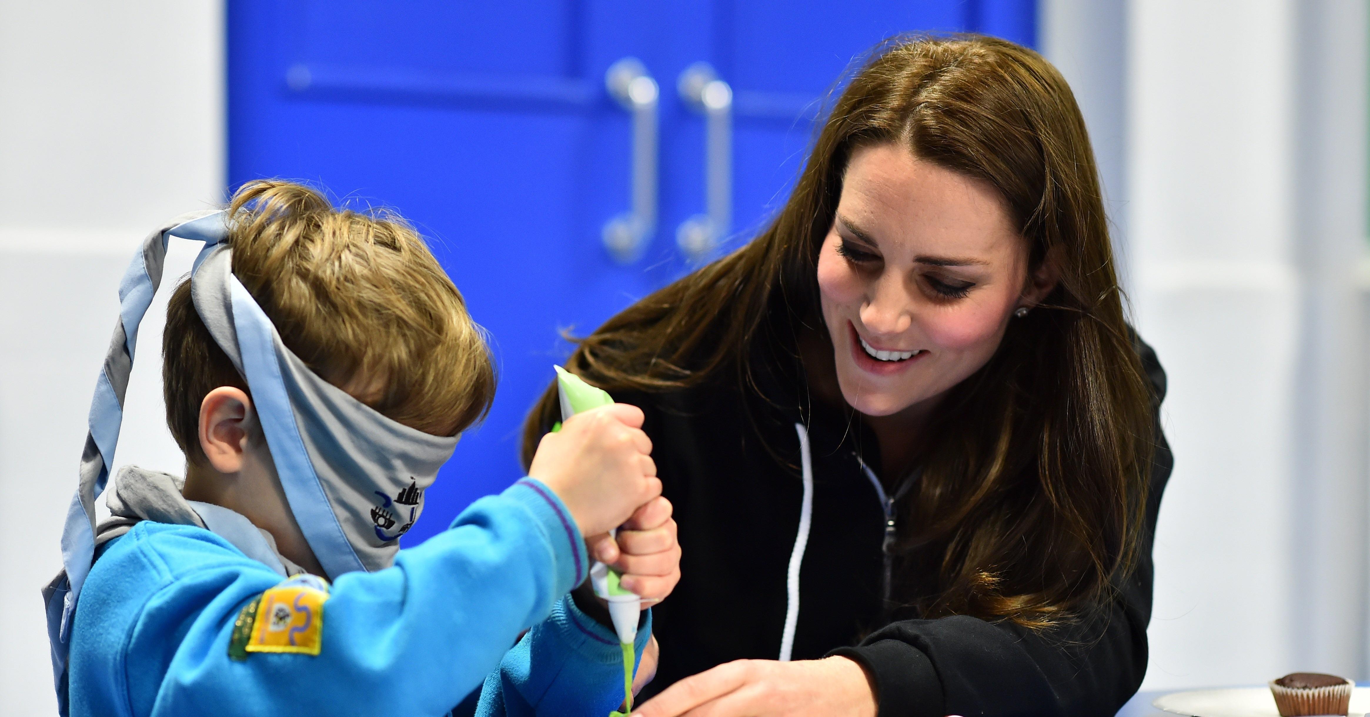 Kate-Middleton-Visits-23rd-Poplar-Beaver-Scout-Colony Kate Middleton News
