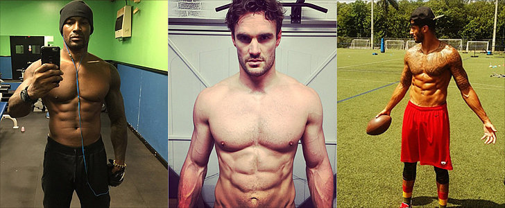 23 Sexy 6-Packs That Will Make You Sweat