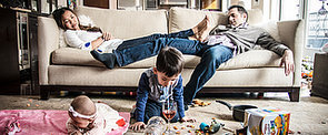 These Photos Perfectly Depict What Parenting Really Looks Like