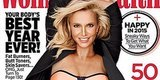 Britney Spears Rocks A Peachy Pink Bikini For Women's Health