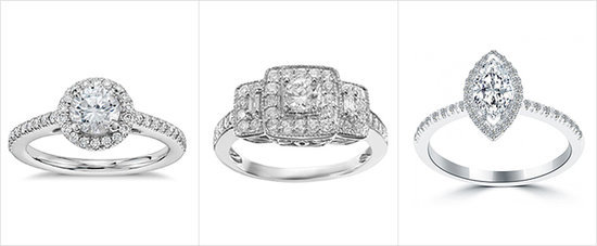 Affordable Engagement Rings That Actually Look Like Engagement Rings