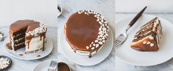 This Gingerbread Cake Is Layers and Layers of Deliciousness