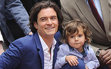 Orlando Bloom on the Father-Son Bond He Wants with Flynn