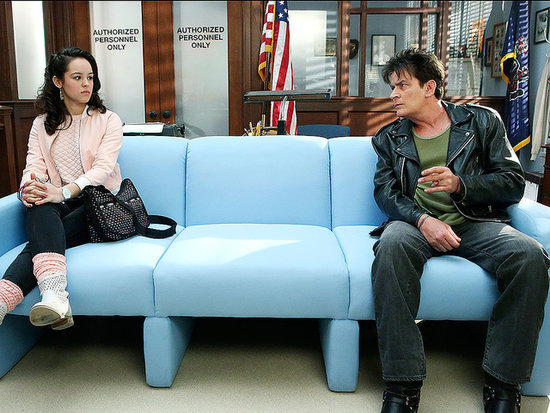 Charlie Sheen to Reprise His Iconic Ferris Bueller's Day Off Role on The Goldbergs (PHOTOS)