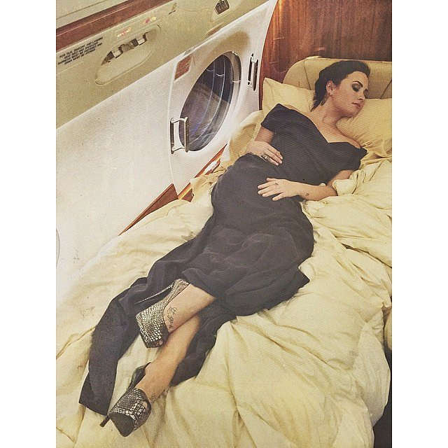 image Demi lovato high heels